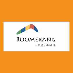 Boomerang for Gmail email service