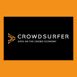 Crowdsurfer crowdfunding data intelligence