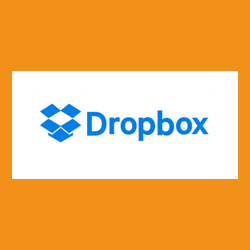 Dropbox for file storage and sharing