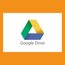 Google Drive for file hosting