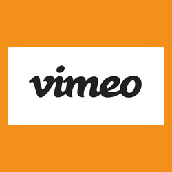 Vimeo for video hosting