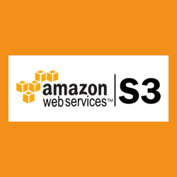 Amazon S3 web services for crowdfunding