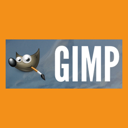 GIMP for photo editing