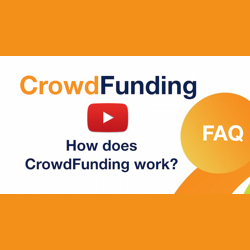 How does crowdfunding work?