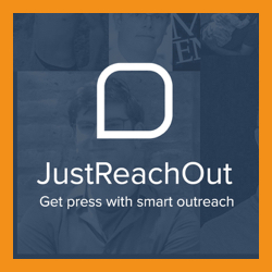 JustReachOut crowdfunding press outreach