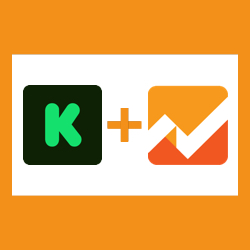 Kickstarter and Google Analytics