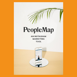 PeopleMap an Instagram marketing tool